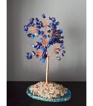 Arbre de Vie en Lapis Lazuli