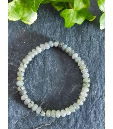 Bracelet Labradorite en pierre naturelle