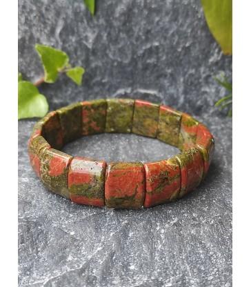 Bracelet Unakite