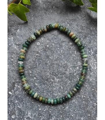 Bracelet en Agate Indienne